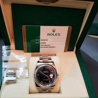 Rolex 男裝手錶