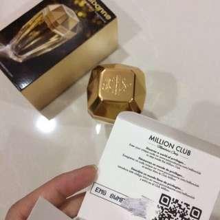paco rabanne LADY MILLION EAU MY GOLD! Fragrance.