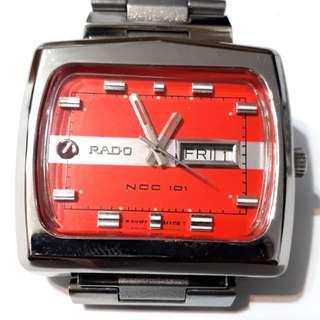 RADO NCC101 Automatic Watch