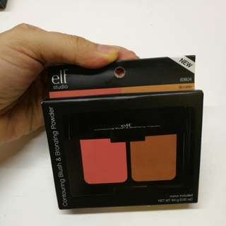 Elf contouring blush and bronzing powder