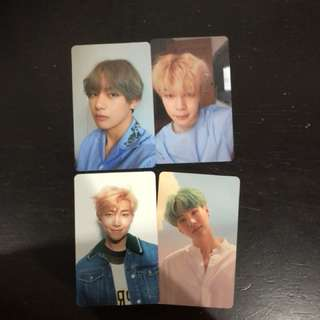 [Clearance sale] Bts love yourself pc