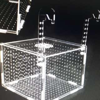 Pre-order Cheapest Acrylic breeder box 1mm hole