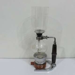 早期收藏日本Hario虹吸式咖啡壺 3人份 TCA-3