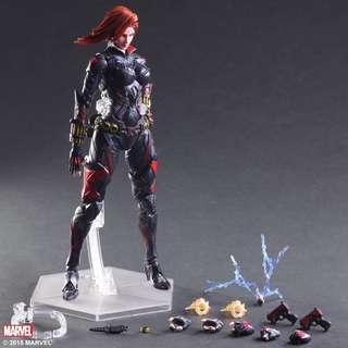 Playarts Black Widow authentic