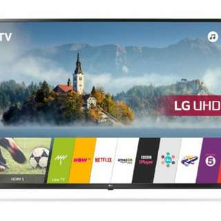 LG43 4K HDR SMART