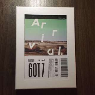 GOT7 Flight Log: Arrival (Ever. Ver)