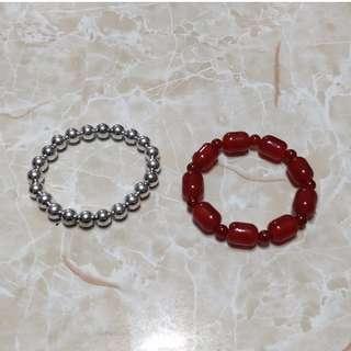 [免費送贈] 水晶手鏈 珠鏈