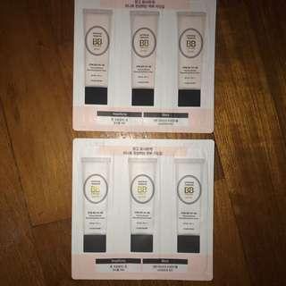 Etude House BB Cream Samples