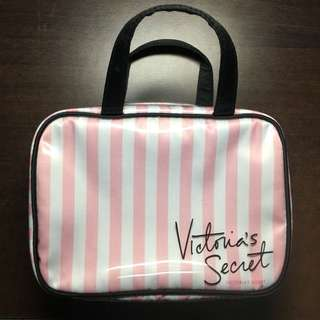 Victoria's secret化妝包旅行包