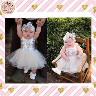<Instock> Baby Party Dress