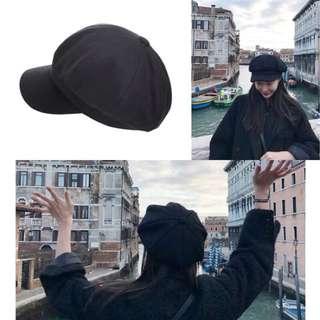 英倫風 可愛質感報童帽