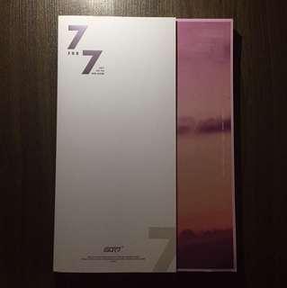 GOT7 7For7 (Magic Hour Ver.)
