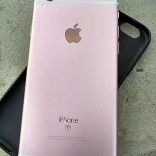 Iphone 6s.16gb rose gold