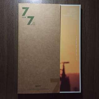 GOT7 7For7 Album (Golden Hour Ver.)
