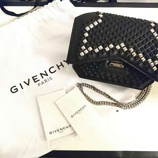 Givenchy mini bow-cut shoulder bag
