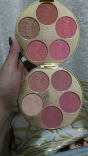 Tarte wheel blush