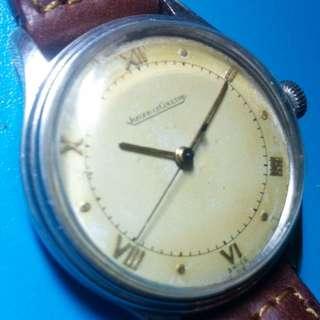 Vintage Jaeger Le Coultre Watch