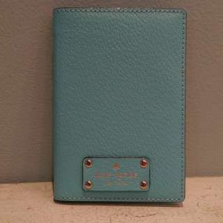 Kate Spade passport leather holder
