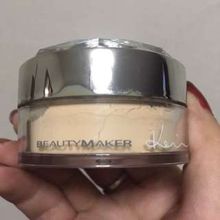 Beautymaker smooth loose powder