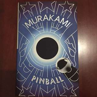 Haruki Murakami - Pinball & Hear The Wind Sing (Two Novels Edition) Imported Book