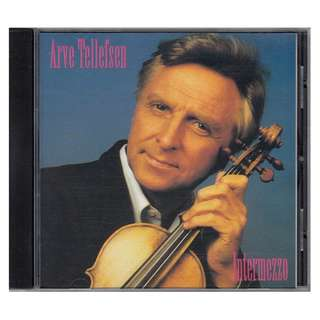 Arve Tellefsen: <Intermezzo> 1992 CD