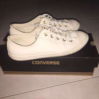 Converse Gold sneaker for sale