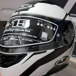 New Helm HJC CS-15