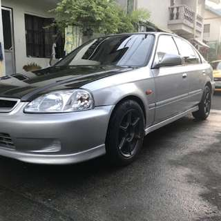 1998 Honda Civic VTI SIR Body