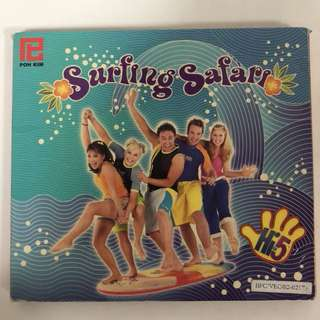 2003 Hi-5 VCD ( Surfing Safari )