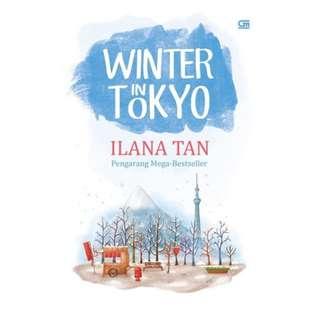 WINTER IN TOKYO - ILANA TAN seri 3
