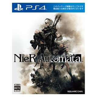 尼爾:自動人形(Nier_Automata) PS4 正版數位版