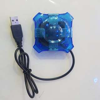 USB extension port