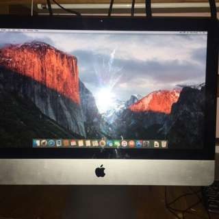 Apple imac 21.5 inch Late 2009