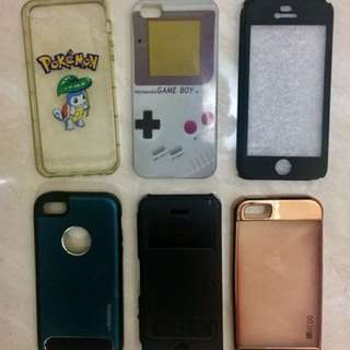 Ip5/5s Cases (take all)