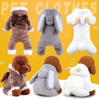 Dog Costumes (Sheep, Reindeer, etc)