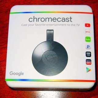 Chromecast(全新)