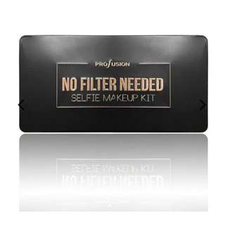 Makeup Palette [No Filter Needed, Selfie Makeup Kit]