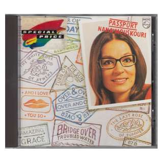 Nana Mouskouri: <Passport> Audio CD