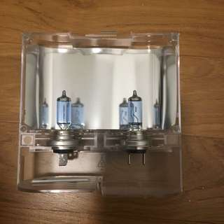Osram H7 55W 12V Halogen headlight bulbs