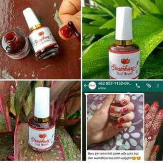 Henna SAH SHOLAT