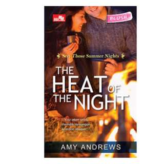 Ebook The Heat Of The Night - Amy Andrews