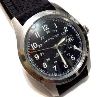 HAMILTON Automatic watch  bezel 42mm 25 jewels