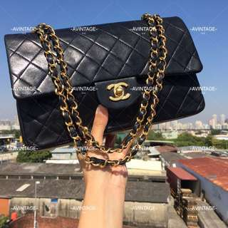 (SOLD)Chanel Vintage Classic Flap 25cm