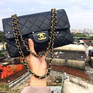 (SOLD)Chanel Vintage Classic Flap 23cm