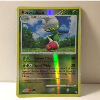 Roserade [13/130] - Holo Rare Pokemon Card
