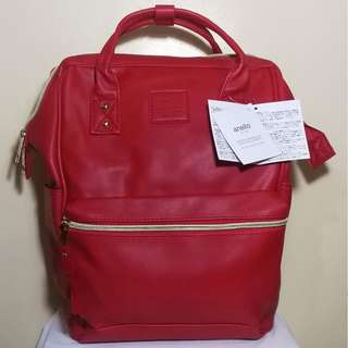 Anello Red Bag