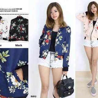 68 Flower Jacket
