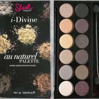 sleek i divine au naturel