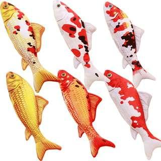 Cat Toys / Catnip / Fish Pet / Cat Bowl / Buy 2 Fish Free for $15 one Food Bowl