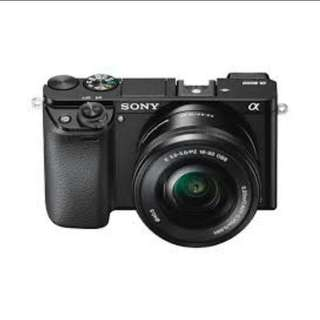 Sony A6000 Mirrorless Kredit Anda Bisa
